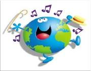 International yoga day & World music day