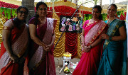 Pongal celebrations 2017 at Ekadaksha learning center,Chennai